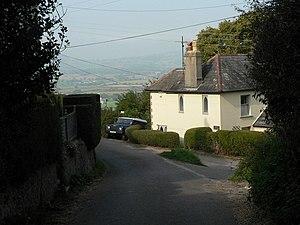 Ryall, Dorset - Image: Ryall, Hope Cottage geograph.org.uk 983774