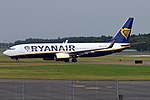 Ryanair, EI-EGC, Boeing 737-8AS (43614976904).jpg