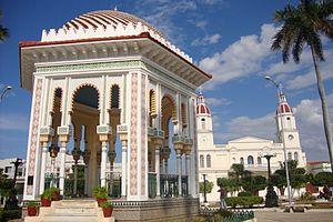 Manzanillo, Cuba - The Glorieta of Manzanillo