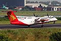 S2-AHB Bombardier Dash 8-Q311 Regent Airways Landing (8306351574).jpg