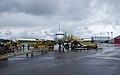 SAS Boeing 737-600 parked at Kiruna Airport (DSCF0852).jpg