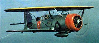 Curtiss SBC Helldiver US navy biplane helldiver