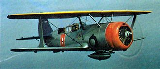 Curtiss SBC Helldiver - SBC-4 BuNo 1813 was one of the aircraft later sold to France
