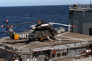 SH-2F HSL-34 on USS Deyo (DD-989) 1982.JPEG