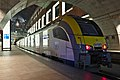 SNCB Desiro ML (Class AM08 08197) at Antwerp Central Station level -2 platform 22 looking towards the main hall (DSCF4782).jpg