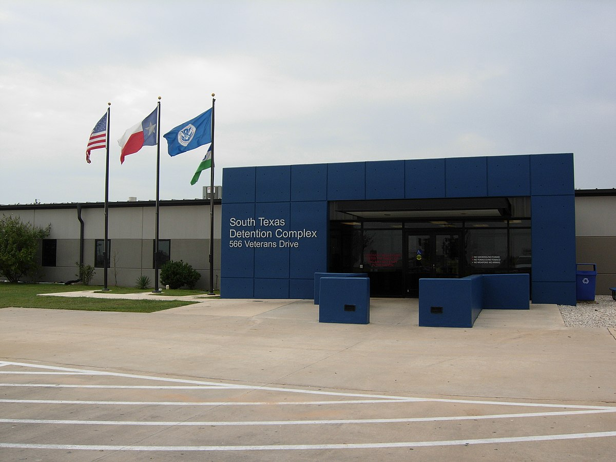 south texas detention complex