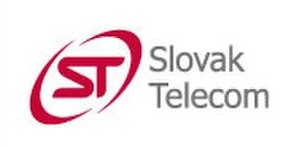 "Slovak Telekom - Slovak Telecom logo, 2004-'06. By that time, it was one of the few Deutsche Telekom companies without the Telekom ""T"" in its logo."