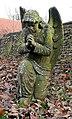 S Giles, Codicote, Herts - Churchyard angel - geograph.org.uk - 365764.jpg