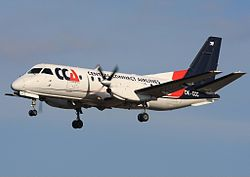 Saab 340B, Central Connect Airlines - CCA AN1618169.jpg