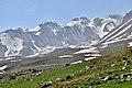 Sabalan mountains کوهستان سبلان سرعین اردبیل - panoramio.jpg