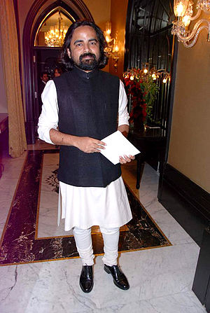 Sabyasachi Mukherjee - SabyaSachi Mukherji at Lakme Fashion Week.