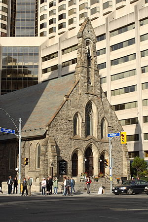 Church of the Redeemer (Toronto) - The Church of the Redeemer today.