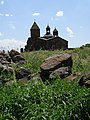 Saghmosavank Monastery - Kasagh Gorge - Near Yerevan - Armenia (18803603900).jpg