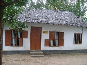 Sahodaran Ayyappan - Sahodaran Ayyapan's home at Cherai