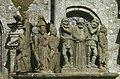 Saint-Thégonnec-124-Calvaire-Misshandlung Jesu-Figuren-1978-gje.jpg