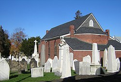 Saint Augustine Chapel and Cemetery South Boston MA 01.jpg