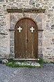 Saint John the Baptist church in La Clau 03.jpg