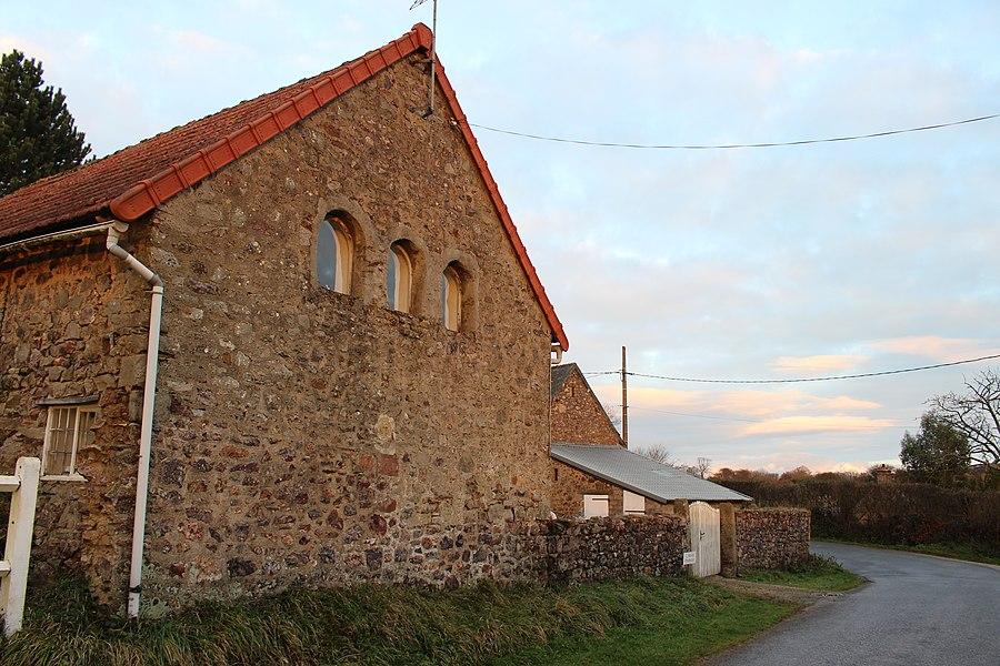 Sainte-Croix-Bocage, Teurthéville-Bocage, Manche