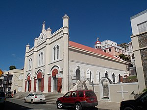 Roman Catholic Diocese of Saint Thomas - Saints Peter and Paul Cathedral