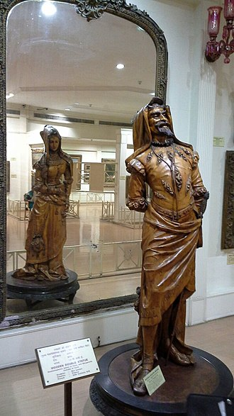 Mephistopheles - Image: Salar Jung Museum Front Man Back Woman