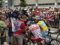 Salida del Tour de Francia en Grenoble 2014.JPG