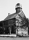 Salmon River Lighthouse, Lake Ontario, Port Ontario vicinity, (Oswego County, New York).jpg