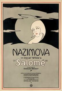 <i>Salomé</i> (1923 film) 1923 film by Charles Bryant
