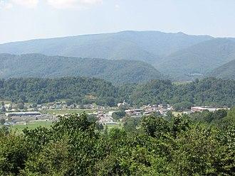 Saltville, Virginia - Image: Saltville Va