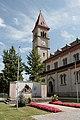 Salzburg - Itzling - Kriegerdenkmal - 2019 08 01-5.jpg