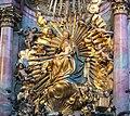 Salzburg Franziskanerkirche Hochaltar detail.jpg