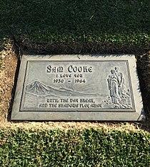 Sam Cooke Grave.JPG