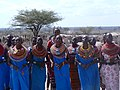 Samburu women singing.jpg