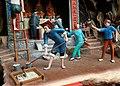 Samsui woman in Virtues and Vices diorama, Haw Par Villa (14607199420).jpg