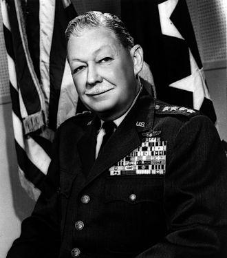 Samuel E. Anderson - General Samuel E. Anderson