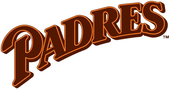 San Diego Padres logo 1986 to 1989