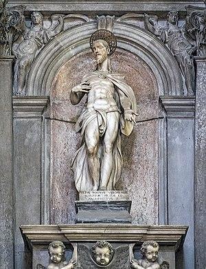 Giulio Angolo del Moro - Il Salvatore San Salvador, Venice