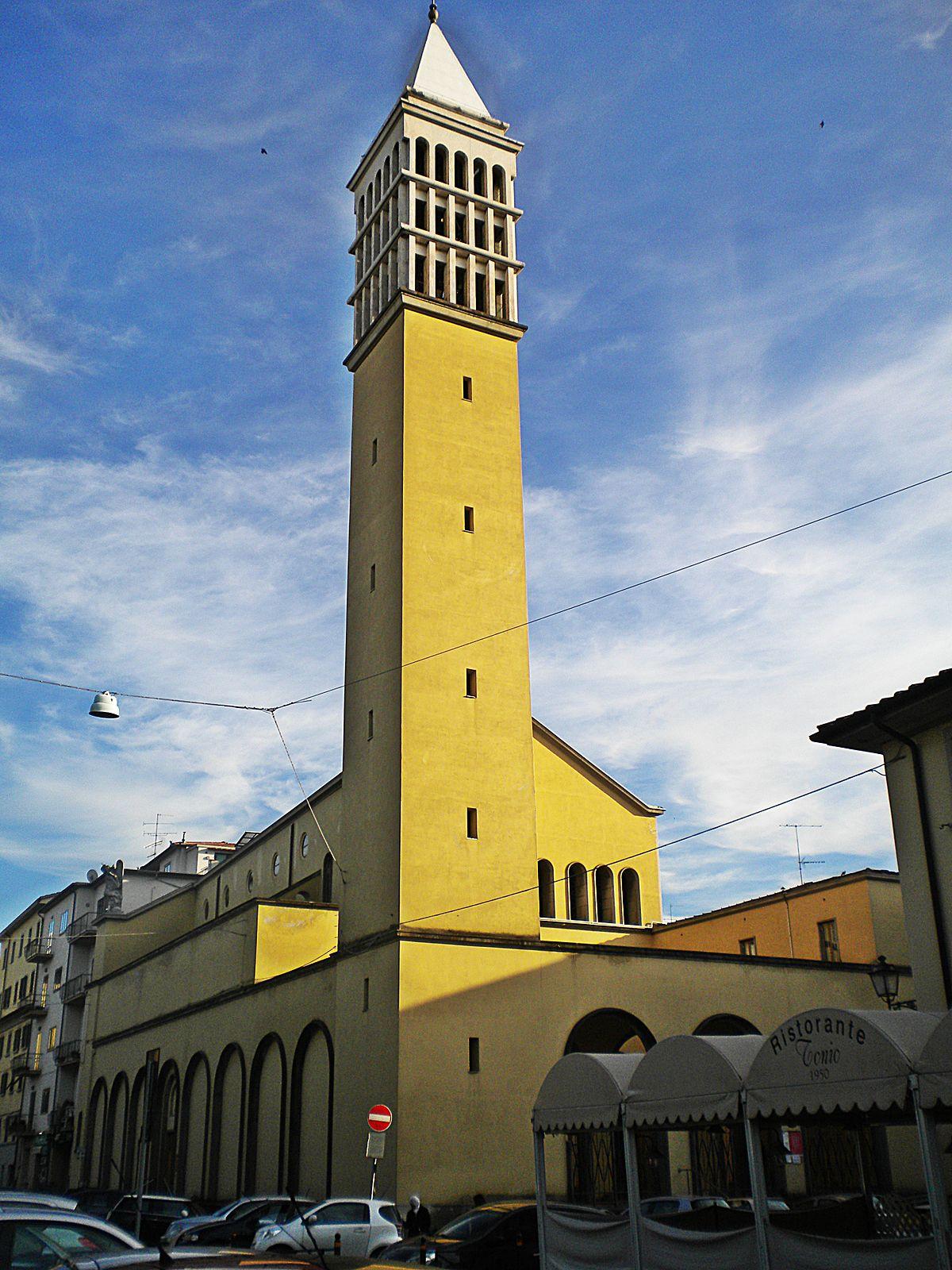 Chiesa di san bartolomeo prato wikipedia - Architetto prato ...