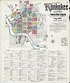 Sanborn Fire Insurance Map from Kankakee, Kankakee County, Illinois. LOC sanborn01945 005-1.jpg