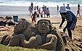 Sand sculptures in Scottburgh.jpg