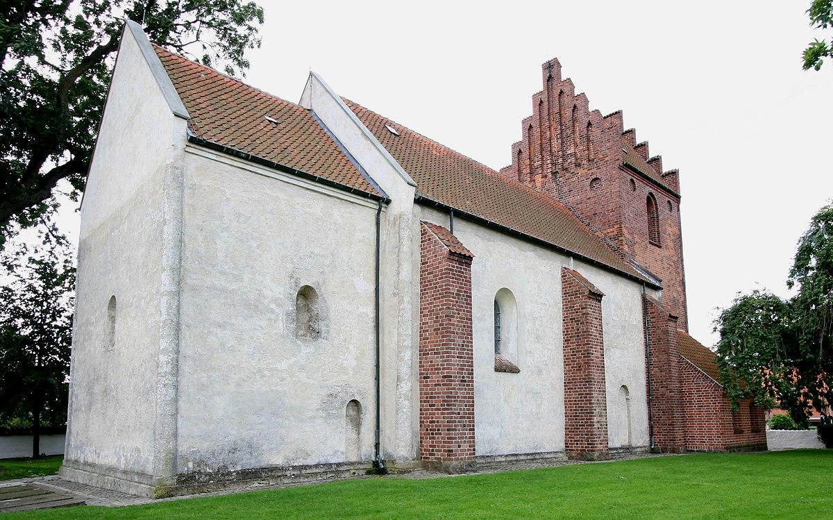sct jørgensbjerg kirke
