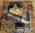 Sano di pietro, storie di s. pietro martire, 1440 ca., 01.JPG
