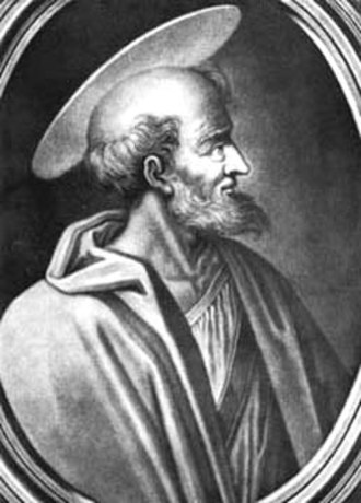 Ostrogothic Papacy - Pope Simplicius (468-483), the pope during the end of the Western Roman Empire