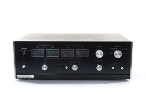 Quadraphonic sound - Sansui QS sound decoder