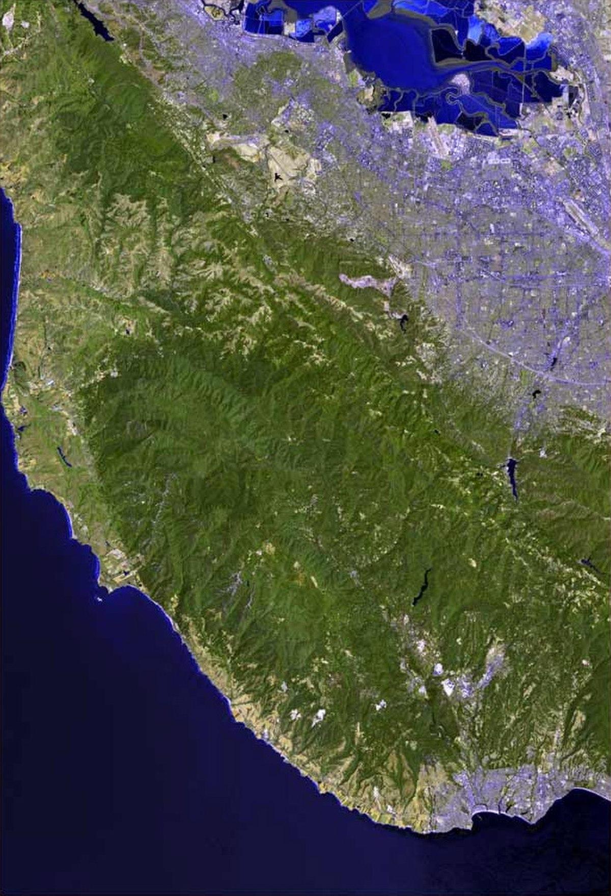 Portola Redwoods State Park - Wikipedia