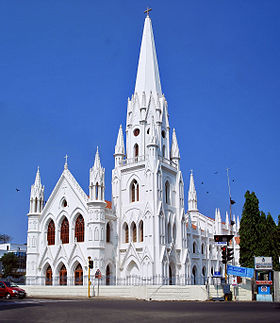 Image illustrative de l'article Basilique Saint-Thomas de Chennai