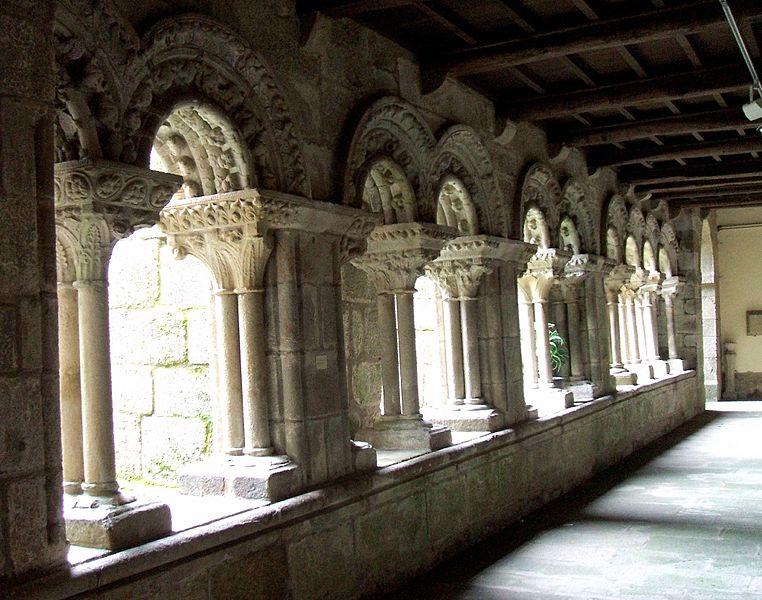 File:Santiago de Compostela - Colegiata de Santa Maria la Real de Sar 2.jpg