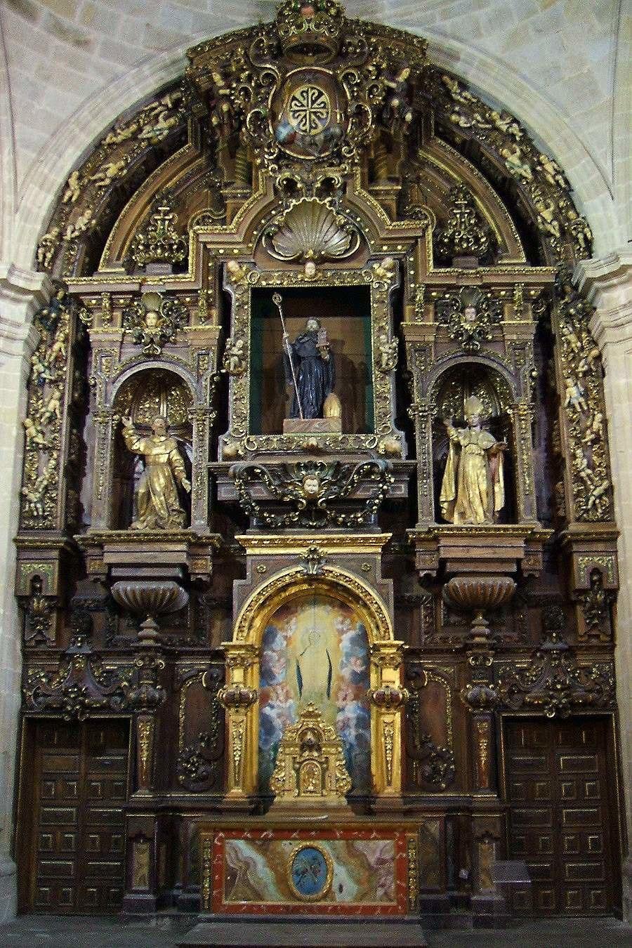 Santiago de Compostela - Iglesia y ex Convento de Santo Domingo de Bonaval (actual Museo del Pueblo Gallego) 03