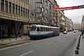 Sarajevo Tram-212 Line-1 2011-10-28 (7).jpg