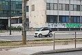 Sarajevo Tram-Line Socijalno Smart-Car 2011-10-23.jpg