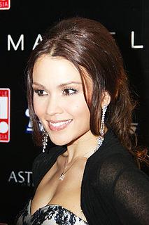 Malaysian actress and singer